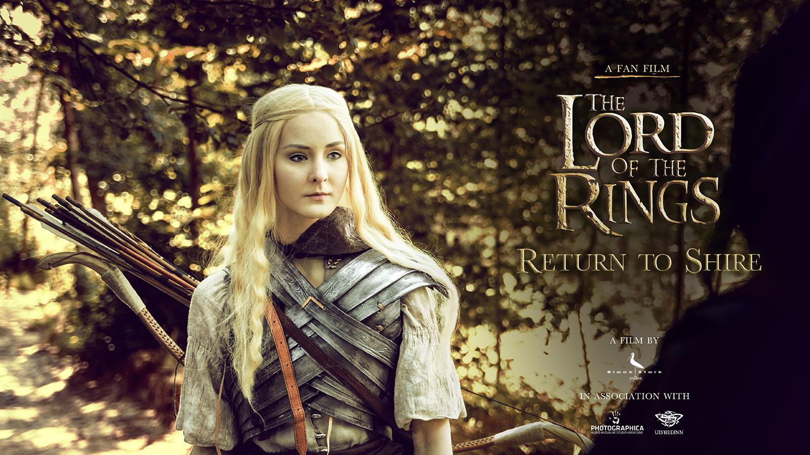 LotR-RtS-poster--Elfka Wojowniczka