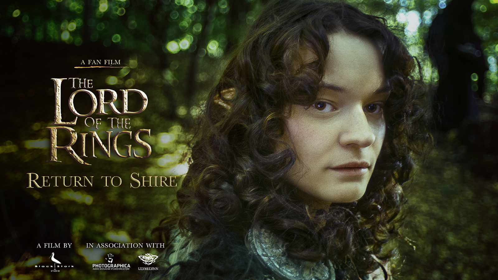 LotR RtS poster - Wojownicza hobbitka